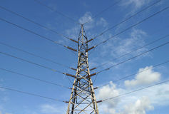 High Tension Stock Photos