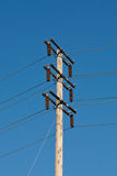 High Tension Power Lines Stock Images