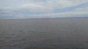 High tide nova scotia water stock images