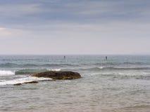 High tide Stock Photos