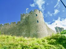 The high towers Stock Photography