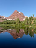 High Uinta reflection. Royalty Free Stock Image