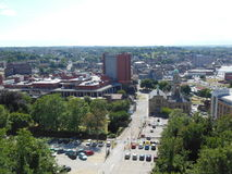 High view of Chatham Royalty Free Stock Photos