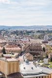 High View Of Cluj Napoca City Royalty Free Stock Photo