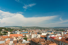 High View Of Cluj Napoca City Stock Photos