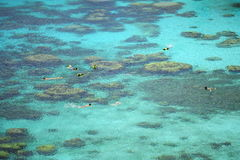High view of dive in blue sea. High view of dive in beautiful blue sea Stock Photos