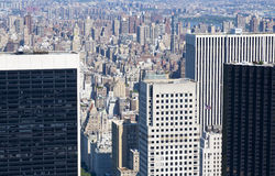 New York Buildings Royalty Free Stock Image