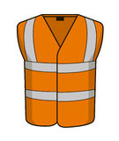 High vis vest Stock Photography