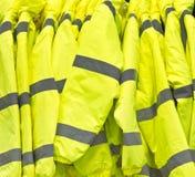 High visibility jackets Royalty Free Stock Image
