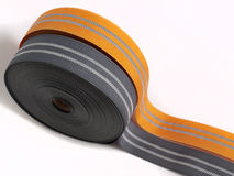 High visibility tapes Royalty Free Stock Photography