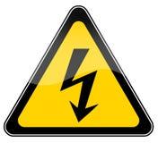 High voltage royalty free illustration