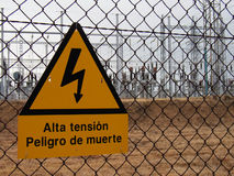 Free High Voltage 2 Stock Images - 770764