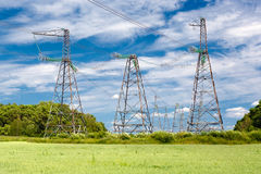 High-voltage Stock Photography