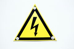 High Voltage. Background possible to use for printing and project Royalty Free Stock Images