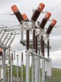 High-voltage ciruit breaker Stock Image