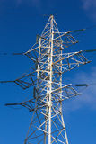 High-voltage column Stock Photo