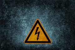 High Voltage Royalty Free Stock Images