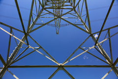 High voltage energy Royalty Free Stock Images
