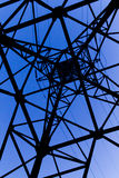 High-voltage Line Royalty Free Stock Images