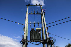 High voltage Royalty Free Stock Photo