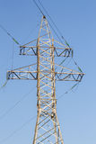 High voltage post Royalty Free Stock Photos
