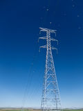 High Voltage Power Line Stock Images