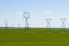 Free High Voltage Powerline Stock Photo - 14650910