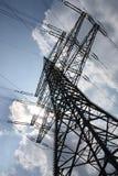High Voltage Pylon Stock Photos