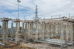 High voltage switchs Stock Photography