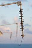 High voltage system for offshore plant, Royalty Free Stock Photo