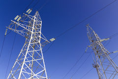 High voltage systems Royalty Free Stock Photo