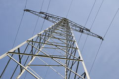High voltage tower 1 Stock Images