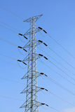 High Voltage tower-2 Stock Image