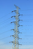 High Voltage tower-5 Stock Photos