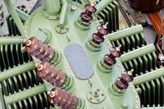 High voltage transformer Stock Photography