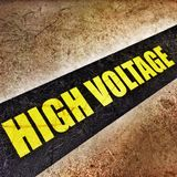 High voltage Royalty Free Stock Photography