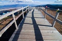 High Walk Way Stock Image