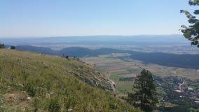 High Wall Lower Austria Panorama Stock Photography