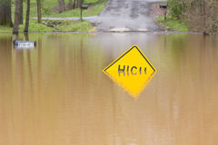 High water Stock Images