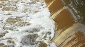 High water stock footage