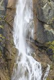 High waterfall Stock Photography