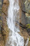 High waterfall Royalty Free Stock Photos