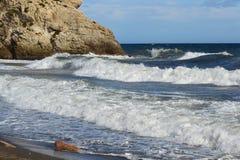 High waves Stock Image