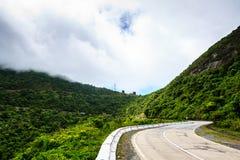 High way. Hue to Da nang city, Vietnam Stock Image