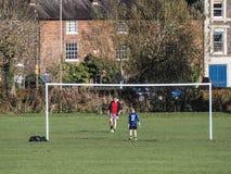 High Wycombe, R-U - 9 novembre 2014 : Au sol de sports de High Wycombe Photos libres de droits