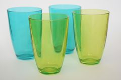 Highball Glass, Glass, Pint Glass, Drinkware stock image