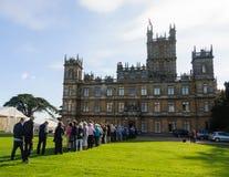 Free Highclere Castle Stock Photo - 36554230