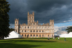 Free Highclere Castle Stock Photography - 36554382