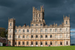 Highclere castle Royalty Free Stock Image