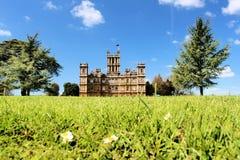 Highclerekasteel Berkshire ENGELAND het UK Royalty-vrije Stock Afbeelding